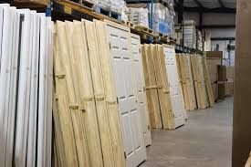 we stock 6 panel primed masonite door with split jambs to accommodate a 2x4 wall
