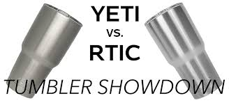 Yeti Vs Rtic Tumbler Comparison The Winning Cup Is