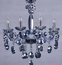 blue glass chandelier blue 6 8 kitchen lighting led chandelier for dining room bar blue glass