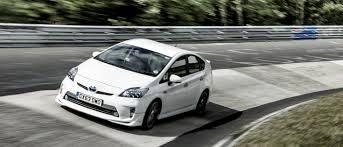 The Toyota Prius TRD Just Clocked A Nurburgring Record