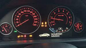 BMW Arıza Lambası Anlamları - Araba Arıza Lambaları