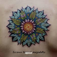 мандала значение татуировок в россии Rustattooru