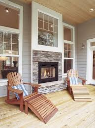 indoor outdoor fireplace throughout 27 gorgeous double sided design ideas take a look plans 14