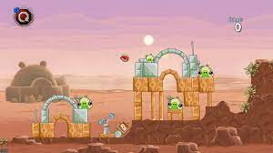 Angry Birds Star Wars for Microsoft Xbox 360 - The Video Games Museum