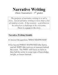 8th Grade Essay Prompts Narrative Essay Prompt Magdalene Project Org