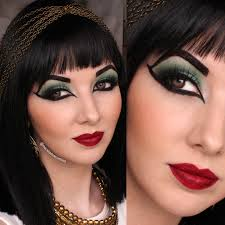 historically accurate ancient egypt cleopatra makeup tutorial youtu be