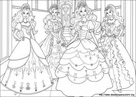 Small Picture Awesome Free Barbie Coloring Pages Photos New Printable Coloring