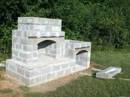 outdoor fireplace and pizza oven wood fired brick by the family combo kits