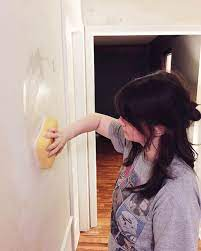 how to paint walls after removing wallpaper