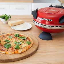 Einmal die woche eine große menge teig machen und dann im. Make Brilliant Pizzas In Just 5 Minutes With The G3 Ferrari Pizza Oven
