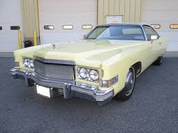 1974 Cadillac Eldorado convertible for sale » CPR For Your Car
