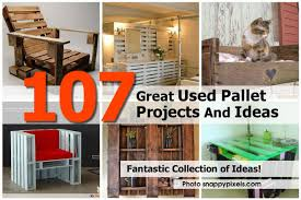 Diy Pallet Projects 107 Great Used Pallet Projects And Ideas