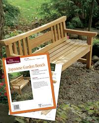 Japanese wood furniture plans Cabinet Japanese Bench Taunton Store Japanese Garden Bench Project Plan By Russell Jensen Woodworking