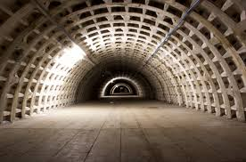 empty subway tunnel. Modren Tunnel Next To The Clapham North Subway Station There Was An Empty Tunnel For Empty Subway Tunnel Y