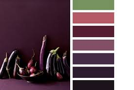 Fall forecast: is eggplant the new black in color trends? - Little Blue Dish