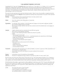 Chemistry   written laboratory report format army memo format Sample formal lab report chemistry  Infant development research paper