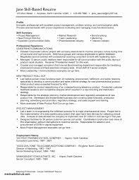 Sample Business Architect Resume Unique Management Consulting Resume