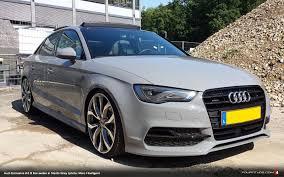 Audi Exclusive Nardo Grey A3 S line Sedan. Be Jealous. Be Very ...