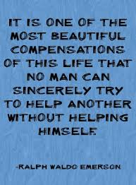images about ralph waldo emerson on pinterest   each day    ralph waldo emerson quotes about helping others by helping ourselves   google search