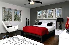 red room decor black white and red room designs dark gray accent wall and pops of red room decor