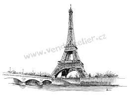 Paříž Eiffelova Věž Vendy Atelier