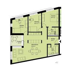 45 Zimmer Eigentumswohnung Six Plus