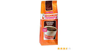Dunkin'® coffee bar™ is made with whole beans so you can enjoy the great taste of dunkin'® in a new way! Amazon Com Dunkin Donuts Original Blend Medium Roast Whole Bean Coffee 12 Ounces Pack Of 2 Grocery Gourmet Food