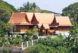 file house thai style in wikimedia commons for free thai house plans