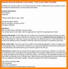 10 Network Engineer Covering Letter Letter Signature