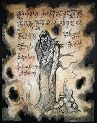 yog sothoth dream song hp lovecraft cthulhu occult larp cosplay ideas magick script more information saved by akame kag