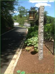 driveway lights led lighting solar pole stone lamp post around google uk driveway lights