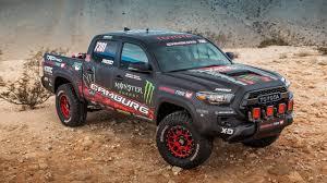 2017 Toyota Tacoma TRD Pro Race for MINT 400 Desert Race - YouTube