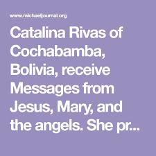 Resultado de imagem para CATALINA RIVAS BOLÍVIA