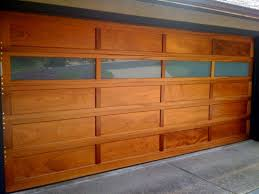 modern wood garage door. Wood Garage Door Panels Natural Modern