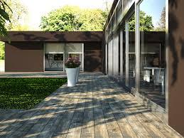 modern outside wood floor tiles