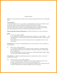 Resumes Outline Informative Essay Topics For 7th Grade Outline Example