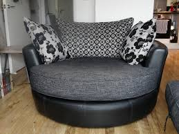 gorgeous round swivel sofa chair with stunning round swivel sofa chair