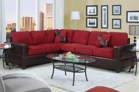 Sectionals In Living Rooms Red Sofas In Living Room One Set Red Sofa Living Room Interior