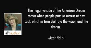 Quotes On American Dream