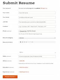form for job effectively using gravity forms with wp job manager plugin