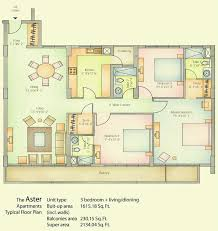 vatika city aster ground floor plans