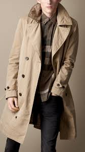 mens pea coat long with hood double ted
