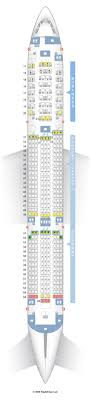 Seat Map Airbus A350 900 359 Hong Kong Airlines Find The