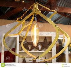 eclectic lighting. Royalty-Free Stock Photo Eclectic Lighting