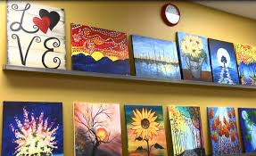 painting with a twist to host fundraiser for hurricane harvey victims