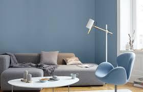 Grau Blau Wandfarbe Nanotime Uainfo