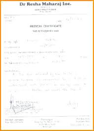 Doctors Certificate Fake Note Template Free Doctor Excuse Sick Doc ...