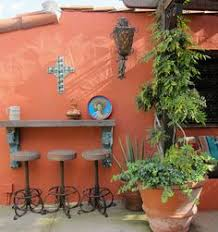 Small Picture Mexican Style Garden Designs and Yard Landscaping Ideas Yard