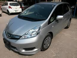 Honda Fit Shuttle Hybrid 2012 Owners Manual