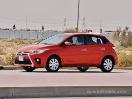 2015 Toyota Yaris 1.5 Hatchback | Drive Arabia